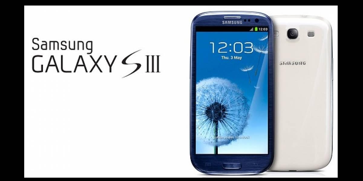 Samsung Galaxy SIII es el smartphone más vendido, superando al iPhone 4S en el tercer trimestre