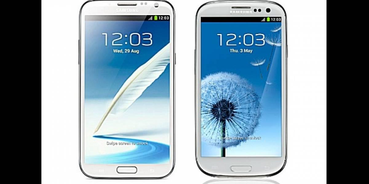 Logran hacer que el Samsung Galaxy SIII grabe video en cámara lenta y rápida
