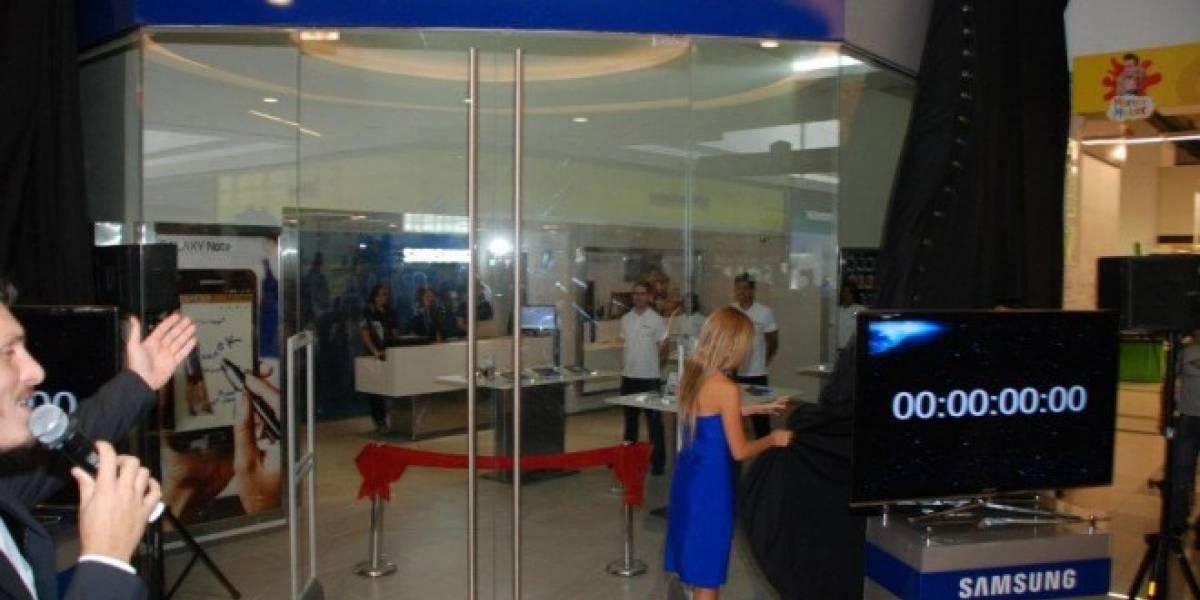 Samsung abre su primera Galaxy Store latinoamericana en Perú