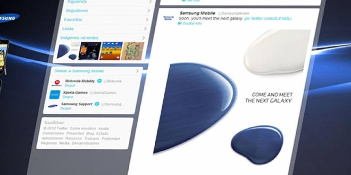 ¡Es oficial! Samsung presentará su nuevo Galaxy el 3 de mayo en Londres