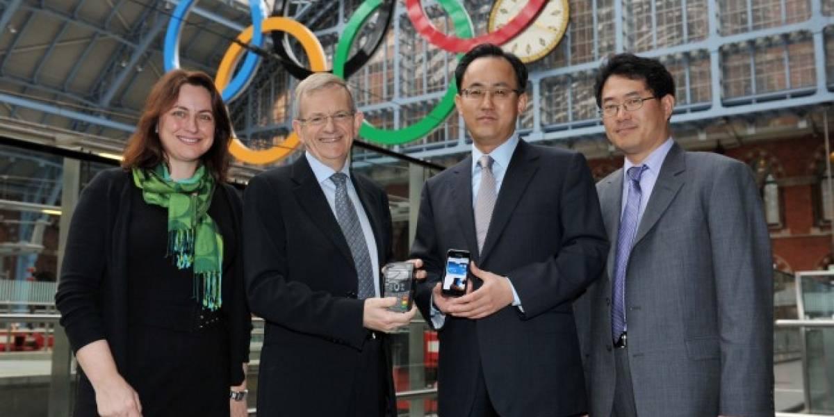 Samsung Galaxy SIII sería el móvil oficial de las Olimpiadas en Londres
