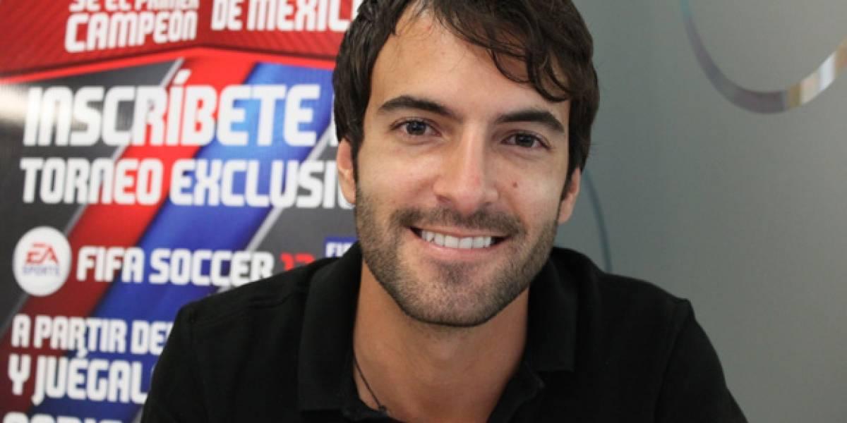 Santiago Jaramillo nos habla de lo nuevo en FIFA 12 [NB Interviú]