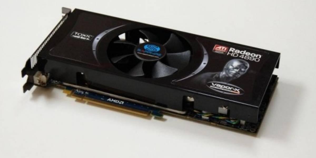 Sapphire Radeon HD4890 Toxic Vapor-X