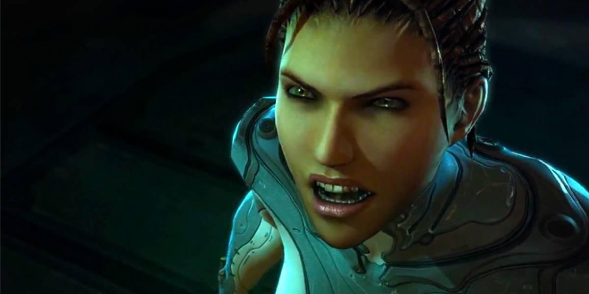 Mójese con este espectacular trailer de StarCraft II: Heart of the Swarm [BlizzCon 11]