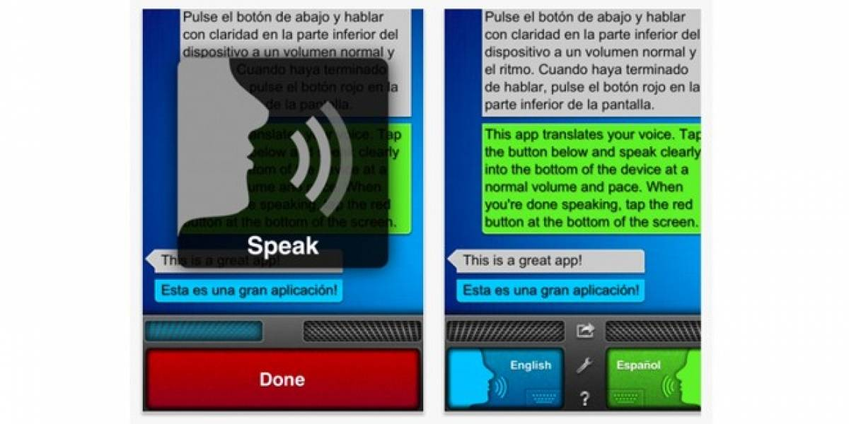 SayHi traduce lo que dices hasta a 33 idiomas o dialectos