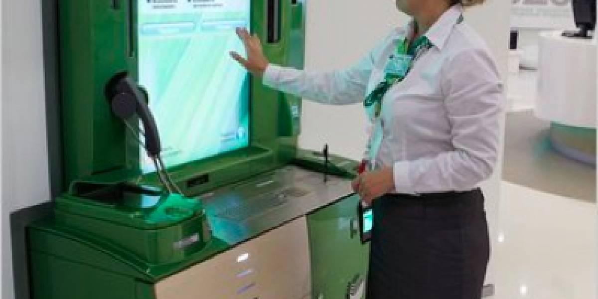 Cajeros automáticos rusos usarán reconocimiento de voz para entregar créditos