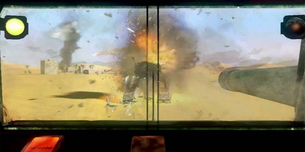 Capcom lanza nuevo trailer de Steel Battalion: Heavy Armor