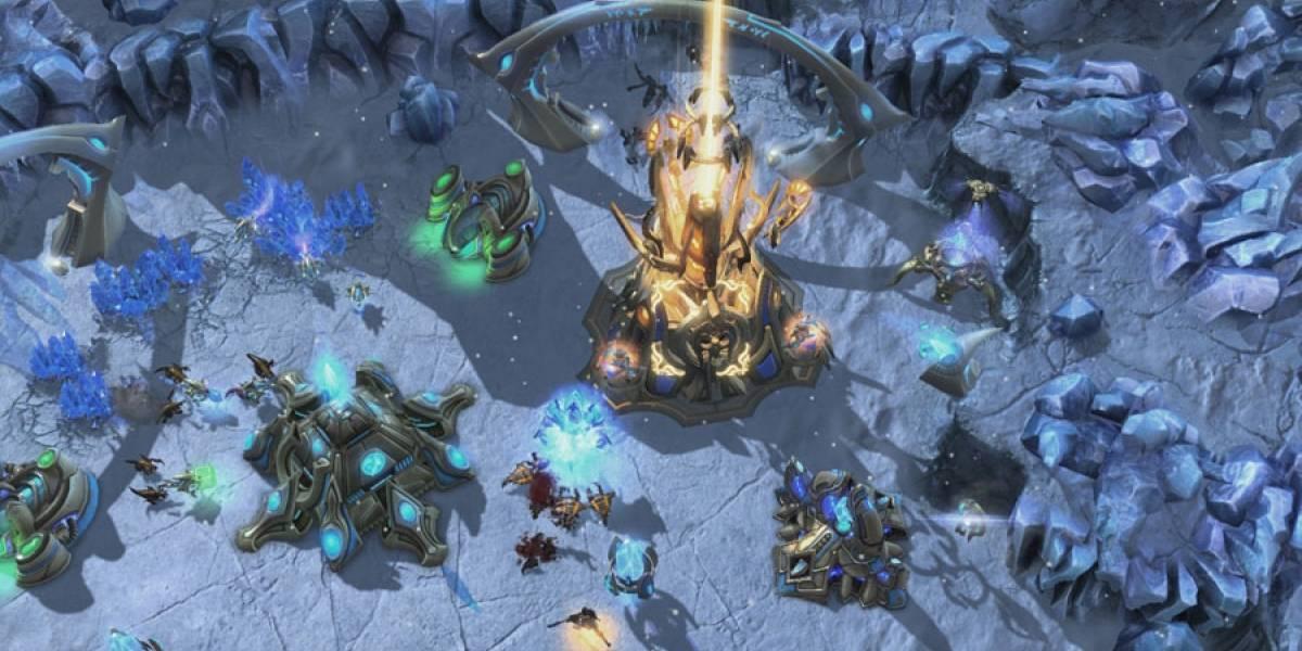 Blizzard mostrará StarCraft II: Heart of the Swarm en Junio