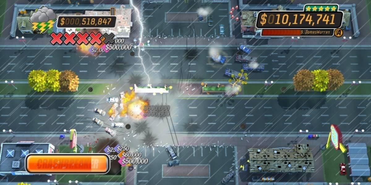 Como debía ser: Burnout Crash llegará a iOS a fines de año