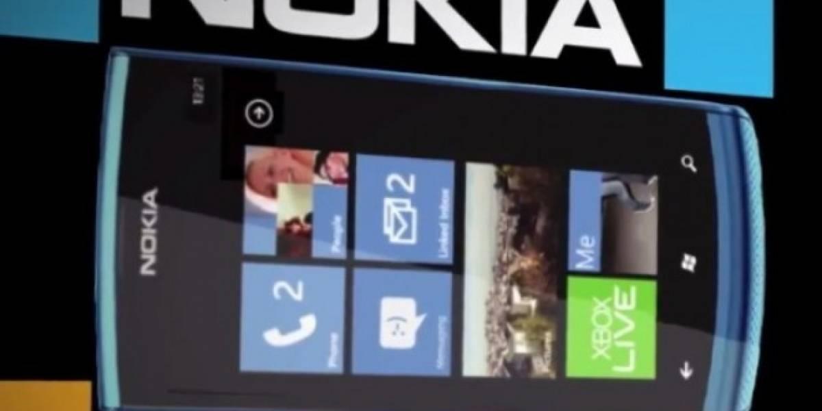 Nokia sólo quiere vender, sin competir con otros Windows Phones
