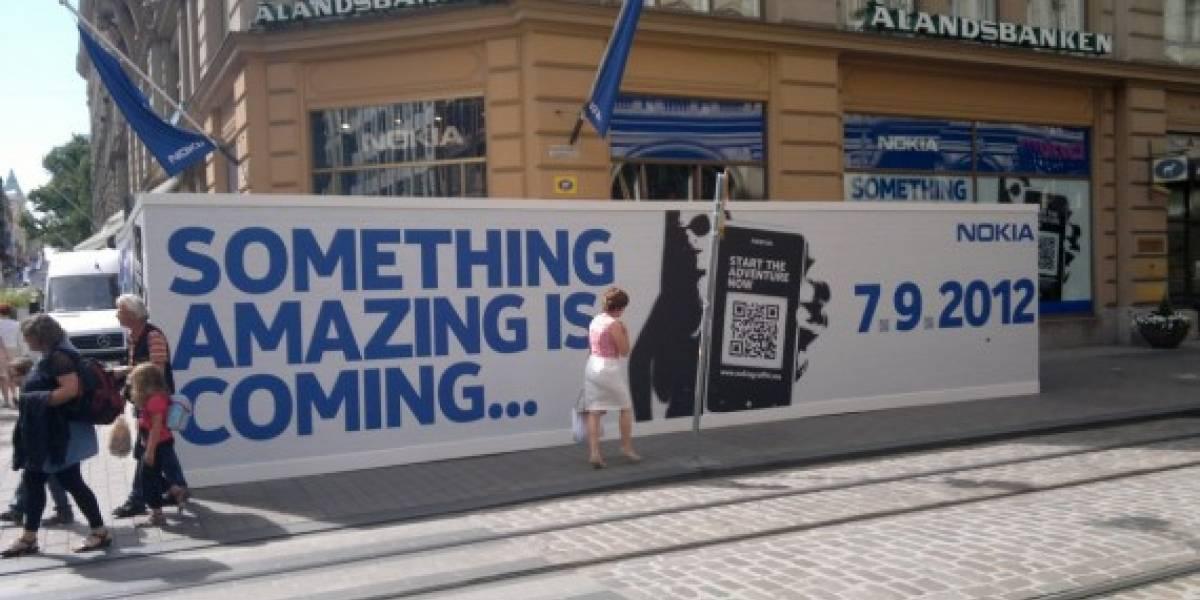 Rumorología: El 5 de septiembre Nokia lanzará celulares con WP8