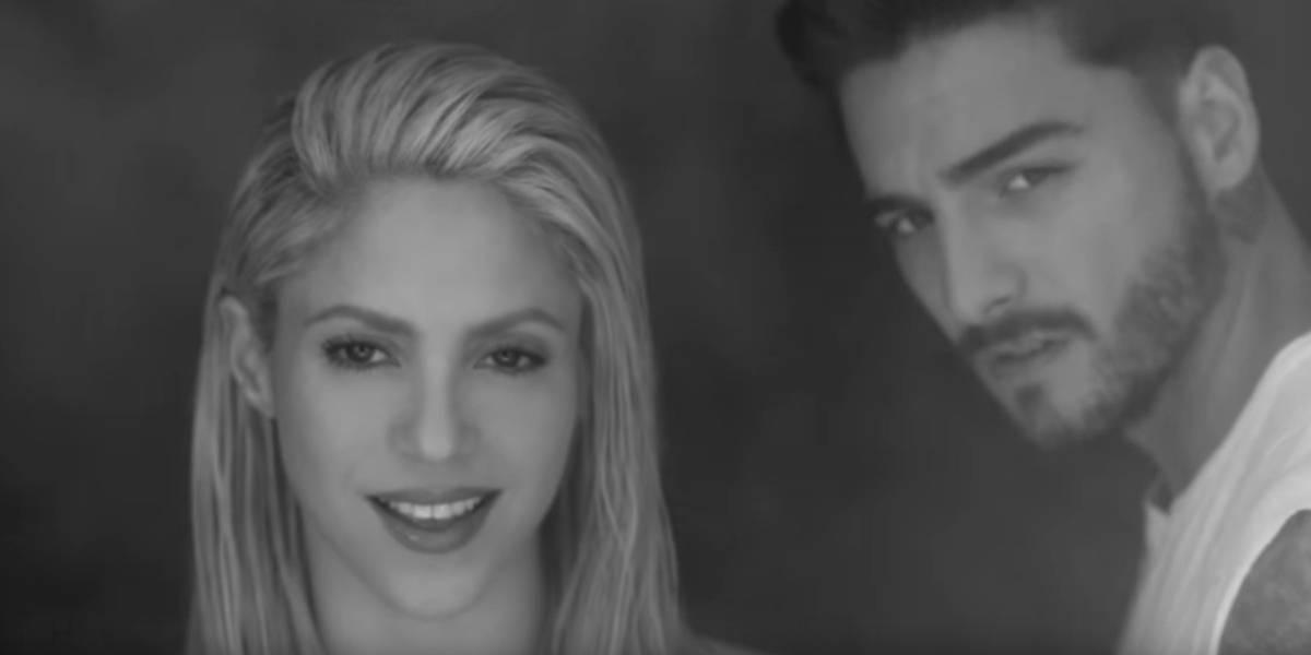 Shakira y Maluma estrenan su nuevo video juntos