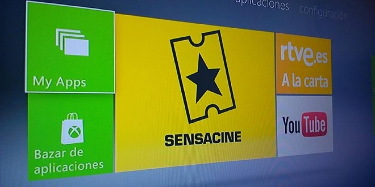 España: Las novedades del cine en tu Xbox 360