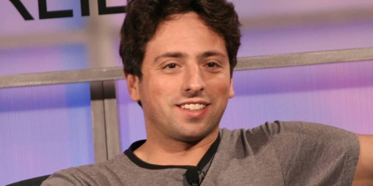 Sergey Brin advierte que la libertad de la web está en peligro