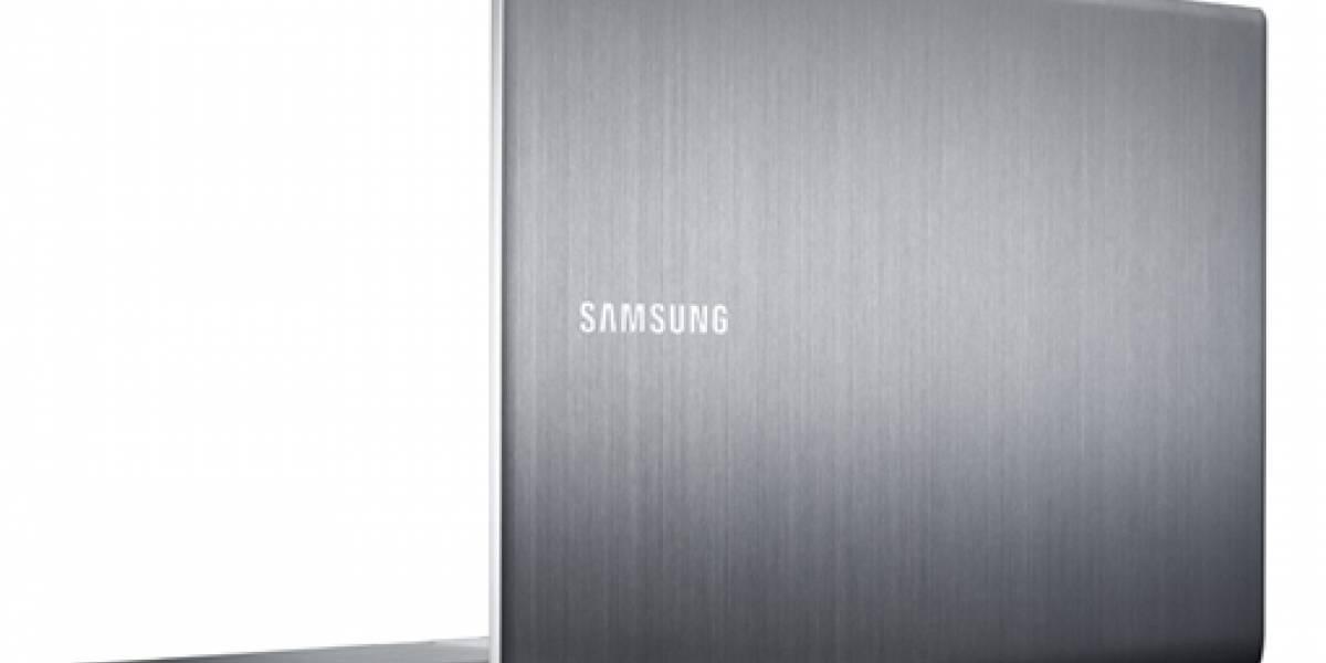 IFA 2011: Samsung presenta su Serie 7, portátiles ultrafinos y ultrarrápidos con i7