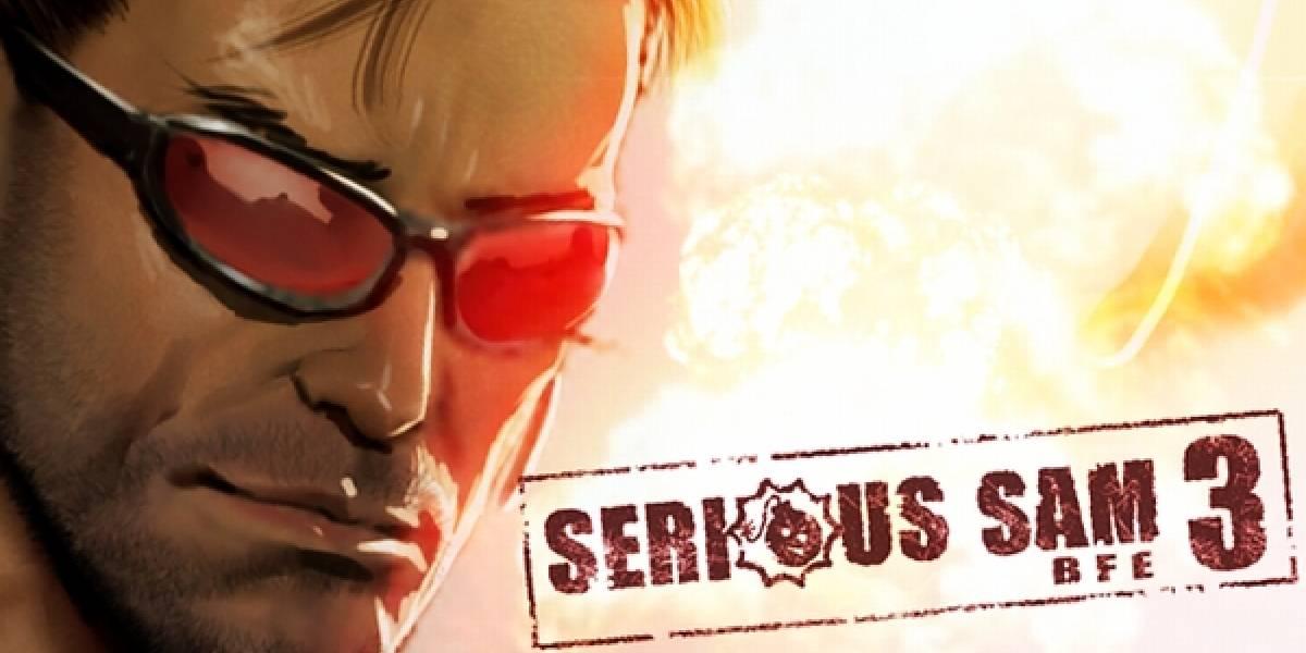El primer trailer de Serious Sam 3: BFE luce sensacional