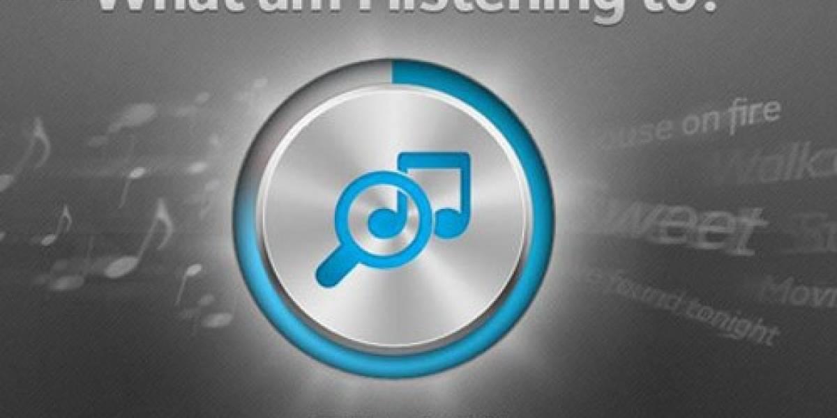 Sony Ericsson lanza su app de reconocimiento de música en el Android Market