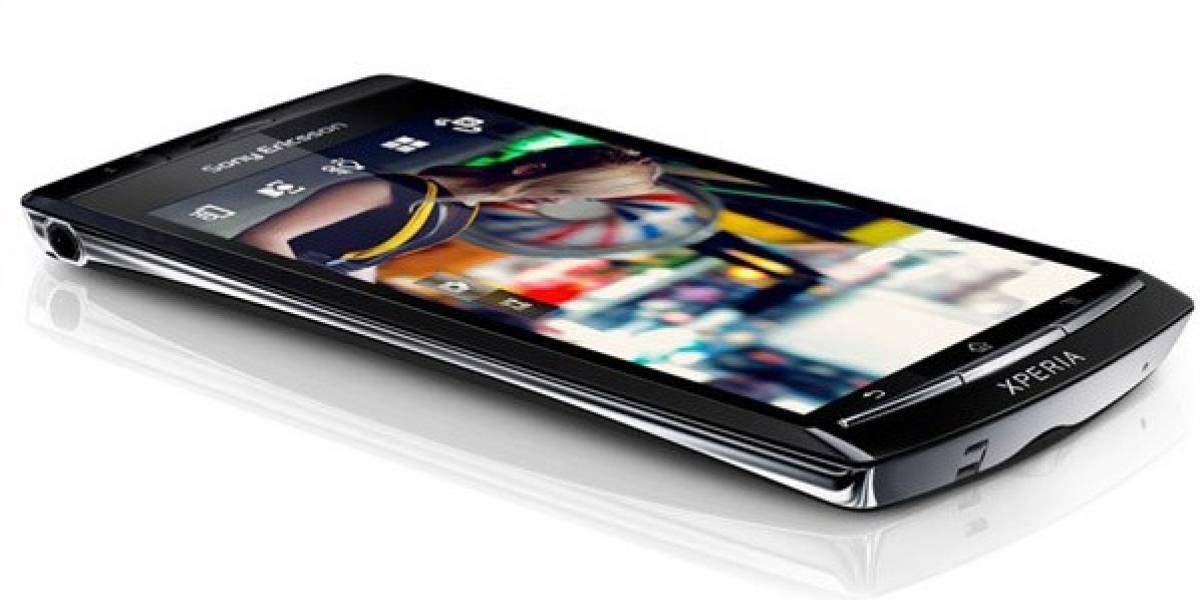 El Sony (¿Ericsson?) Xperia Arc HD se acerca