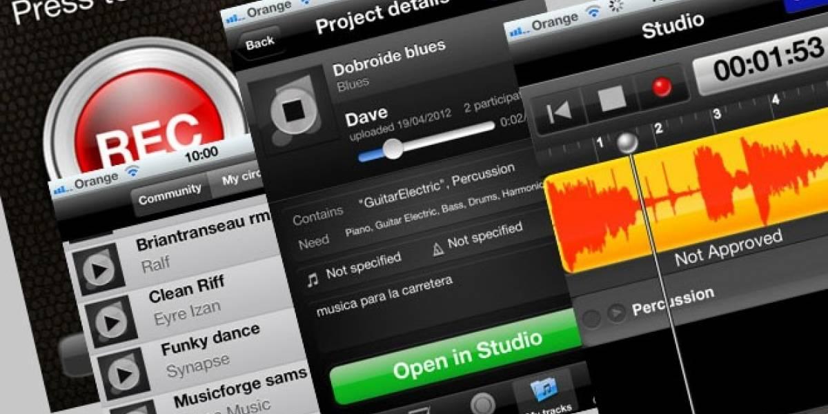 Sezion: Un emprendimiento español para grabar, crear y compartir música con el móvil