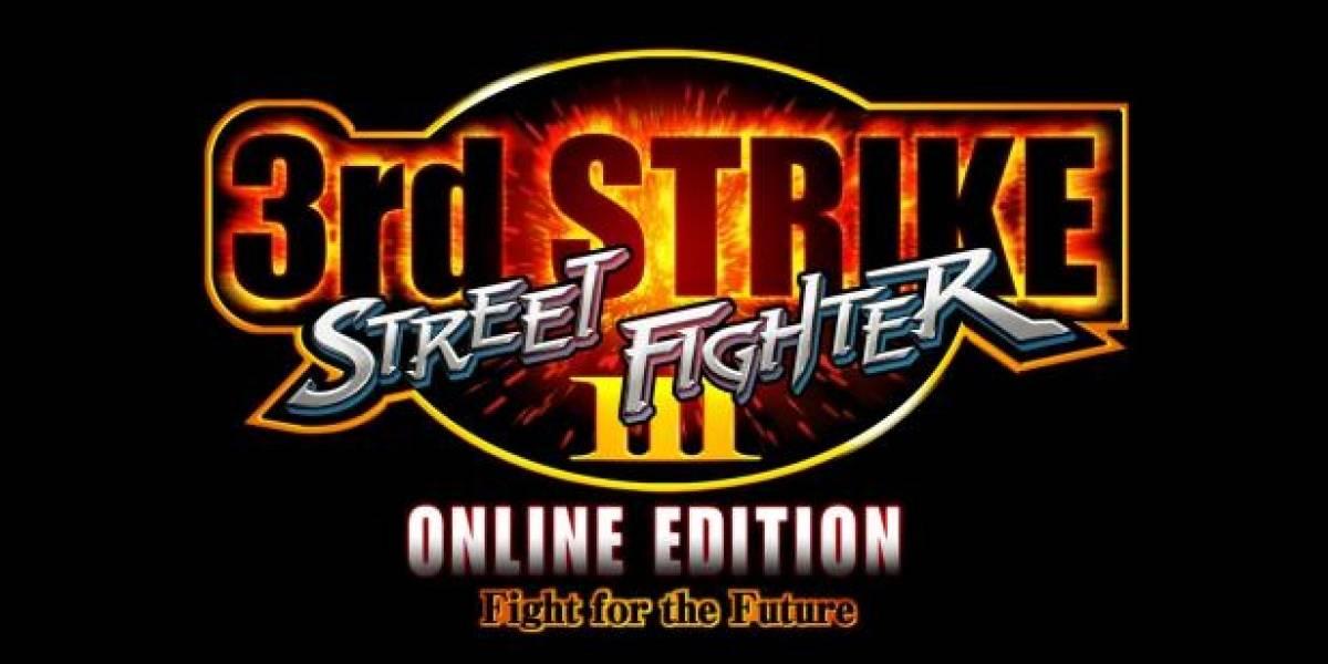 Anuncian DLCs para Street Fighter III: Online Edition