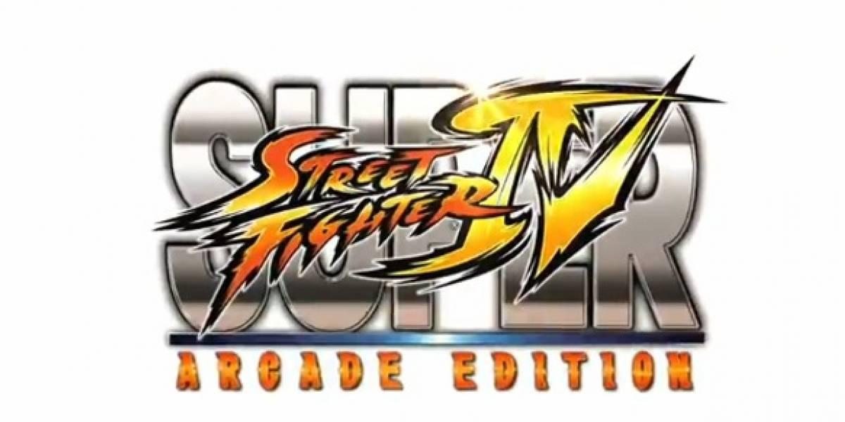 Trailer de lanzamiento de Super Street Fighter IV Arcade Edition [E3 2011]