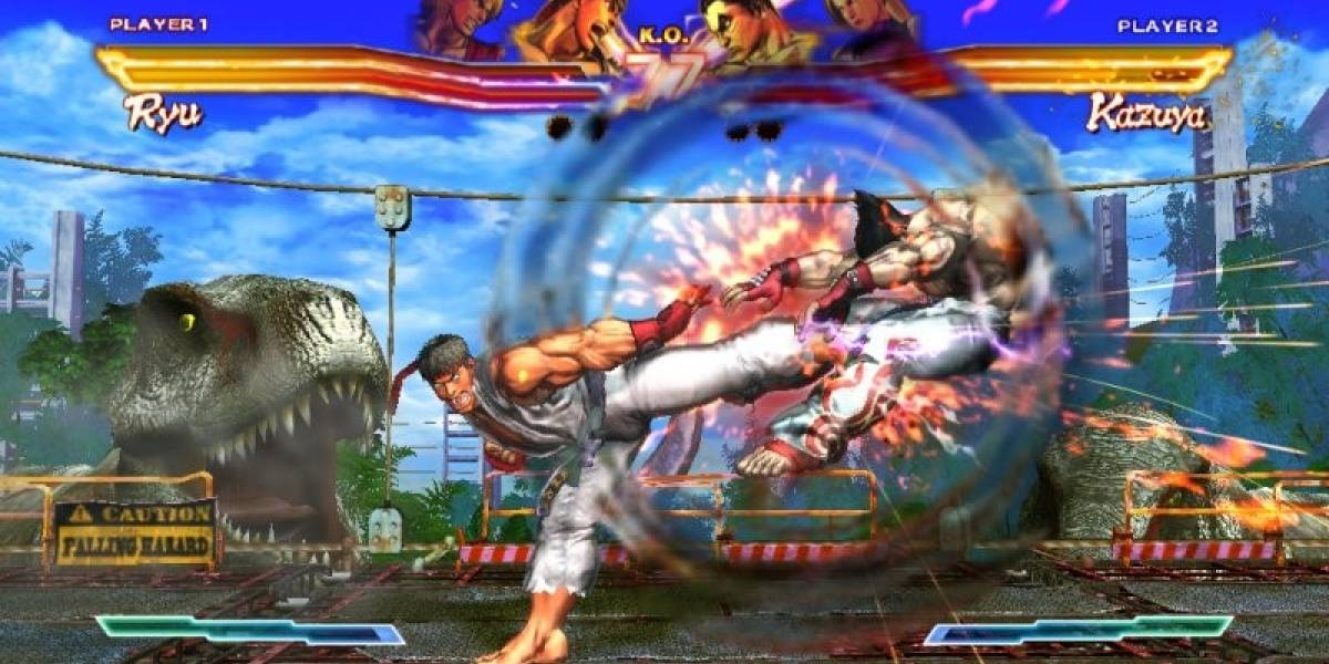 Street Fighter x Tekken: 8 minutos de gameplay en video
