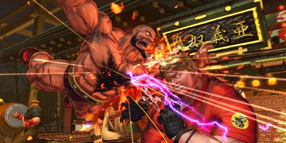 Street Fighter x Tekken ya tiene fecha de salida y versión para PC [NYCC 11]