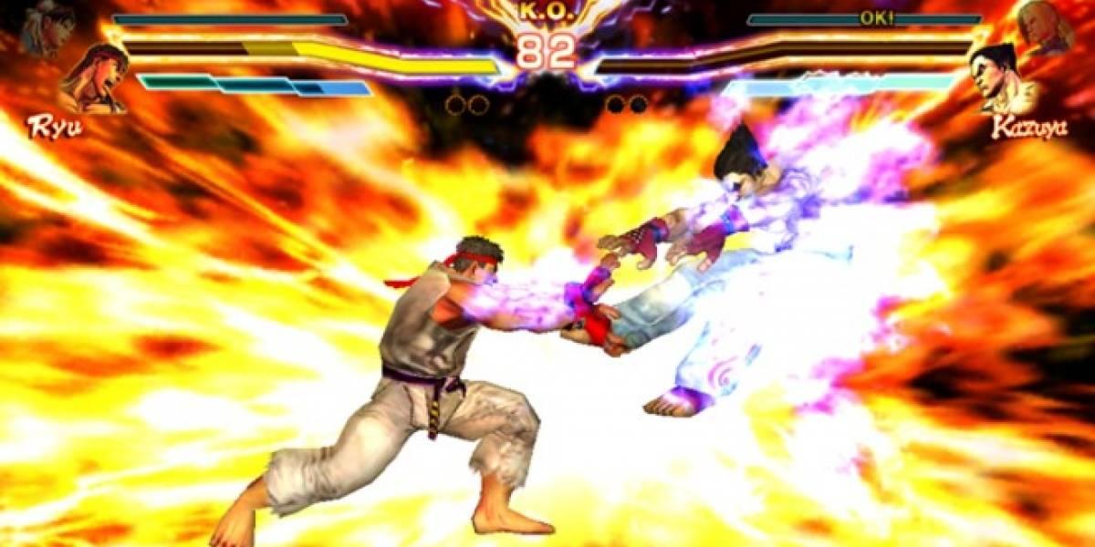 Street Fighter X Tekken se lanzará en iOS