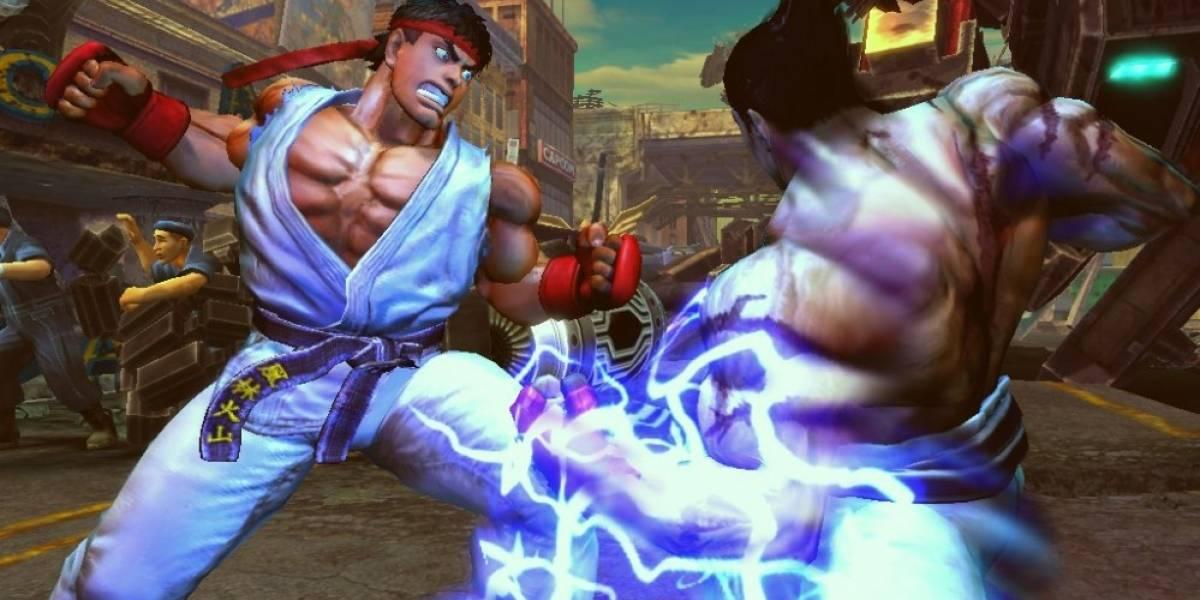 Más de media hora de enfrentamientos en Street Fighter X Tekken