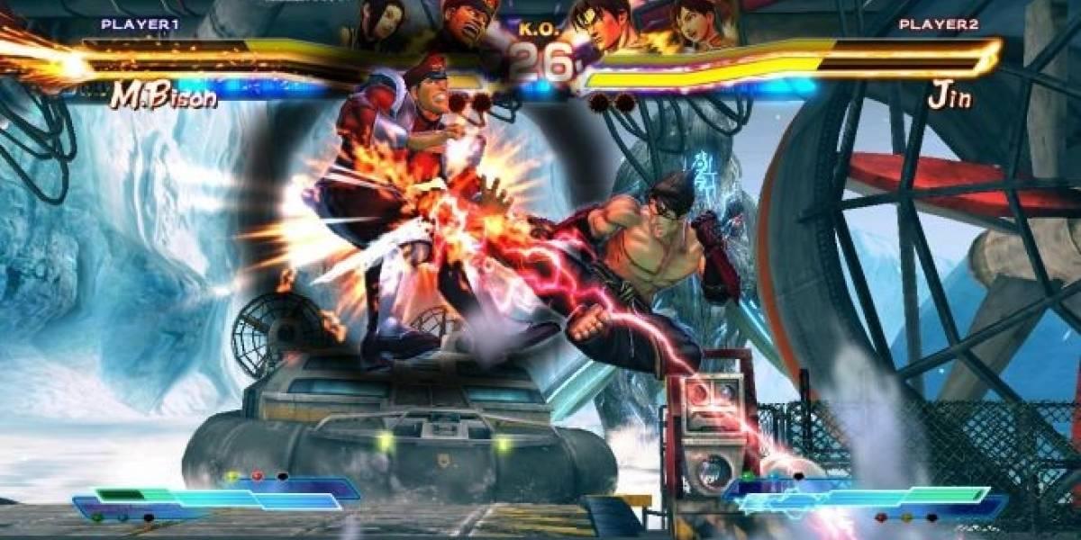 Los problemas de sonido de Street Fighter x Tekken serán solucionados muy pronto