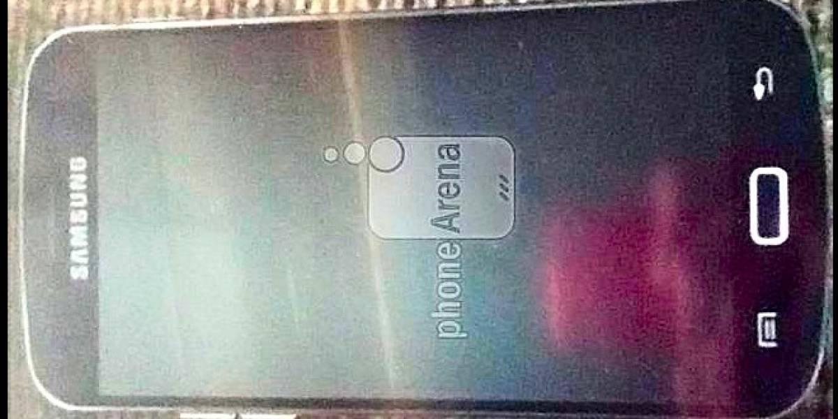 Aparece imagen real del Samsung Galaxy SIII