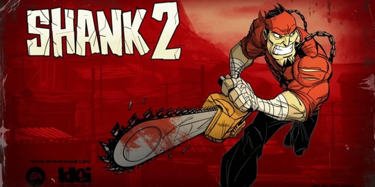 Shank 2 ya está suelto y lo demuestra con un nuevo trailer