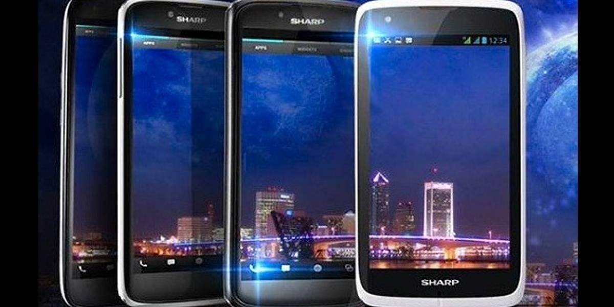 Sharp anuncia un equipo con pantalla Full HD de 5 pulgadas