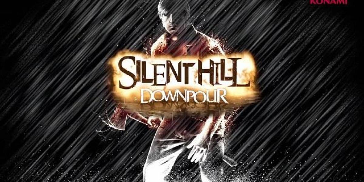 Konami lanzará 3 títulos de Silent Hill durante 2012