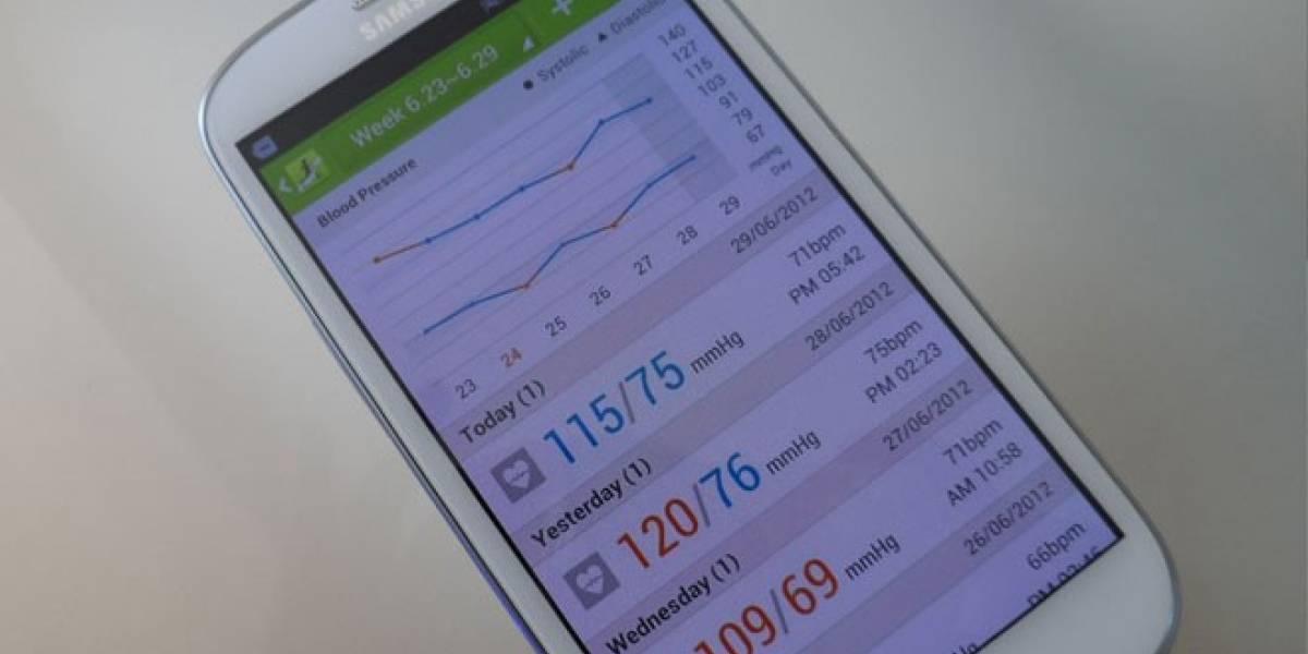 España: Ya está disponible la aplicación S Health para Samsung Galaxy S III