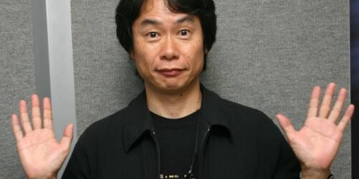Shigeru Miyamoto dice que el anuncio oficial de Wii 2 es cuestión de tiempo