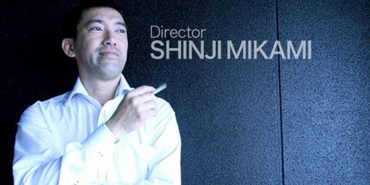 Shinji Mikami regresará al survival horror en su próximo juego