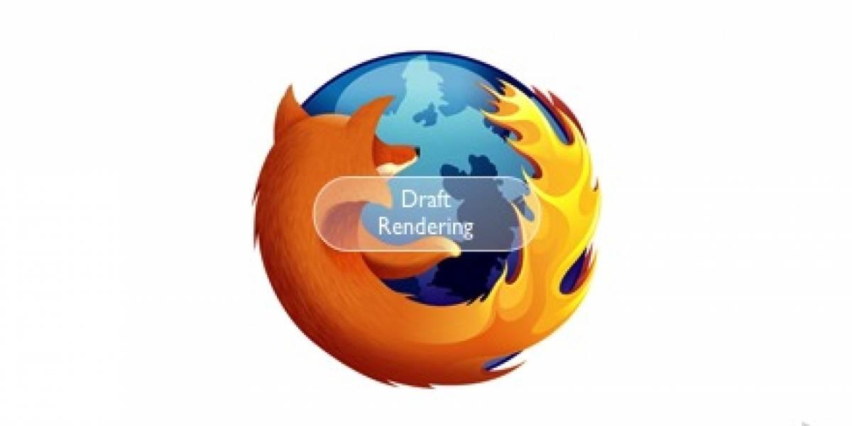 Nuevo logo de Firefox en camino