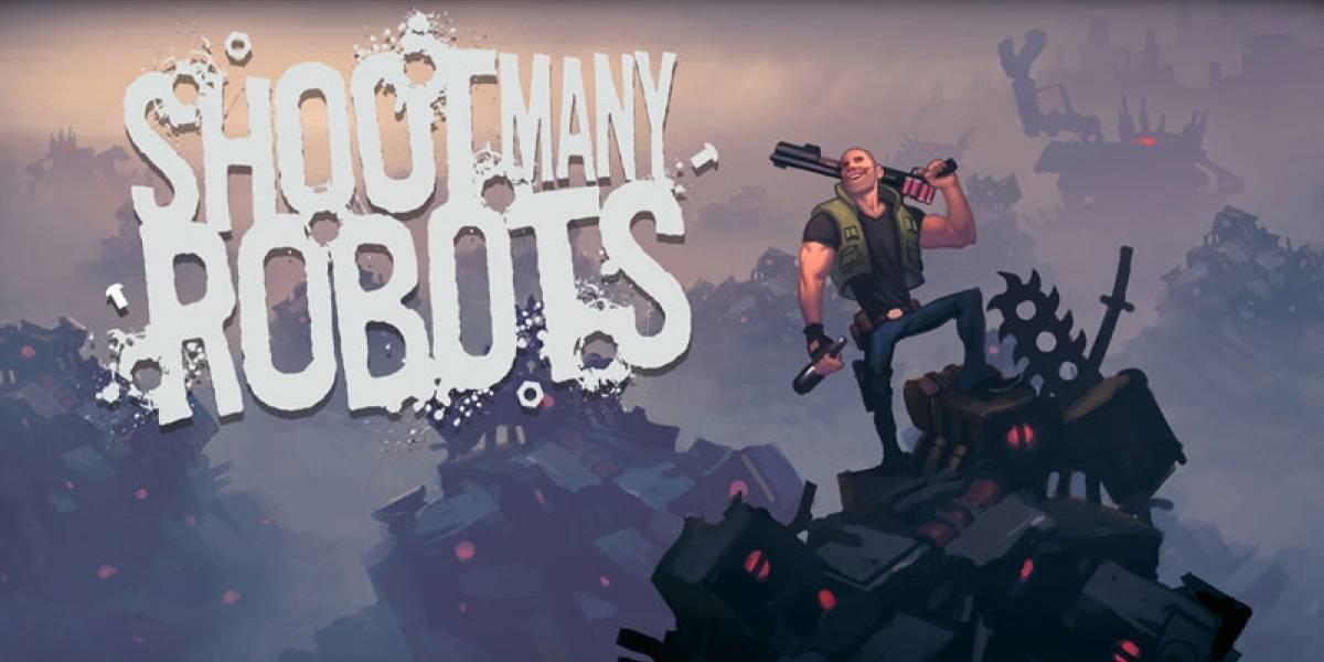 Ubisoft distribuirá Shoot Many Robots para XBLA, PSN y PC