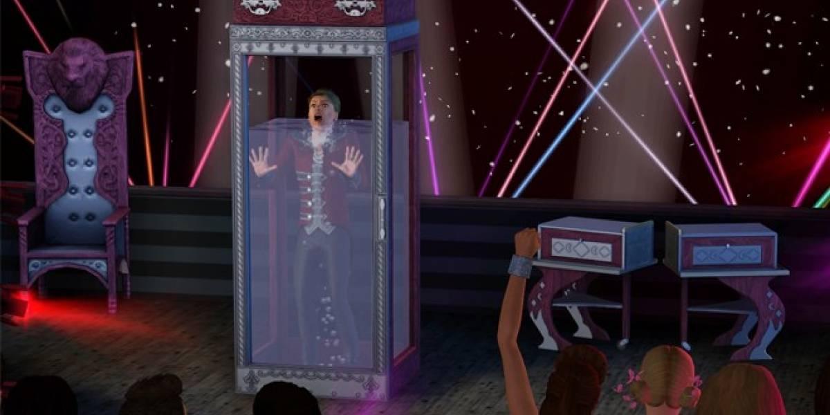 Nueva expansión de Los Sims 3 saca la estrella que llevas dentro