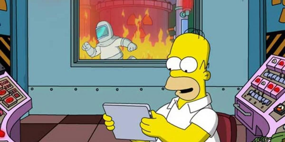 Juego gratuito de los Simpsons pronto para iOS