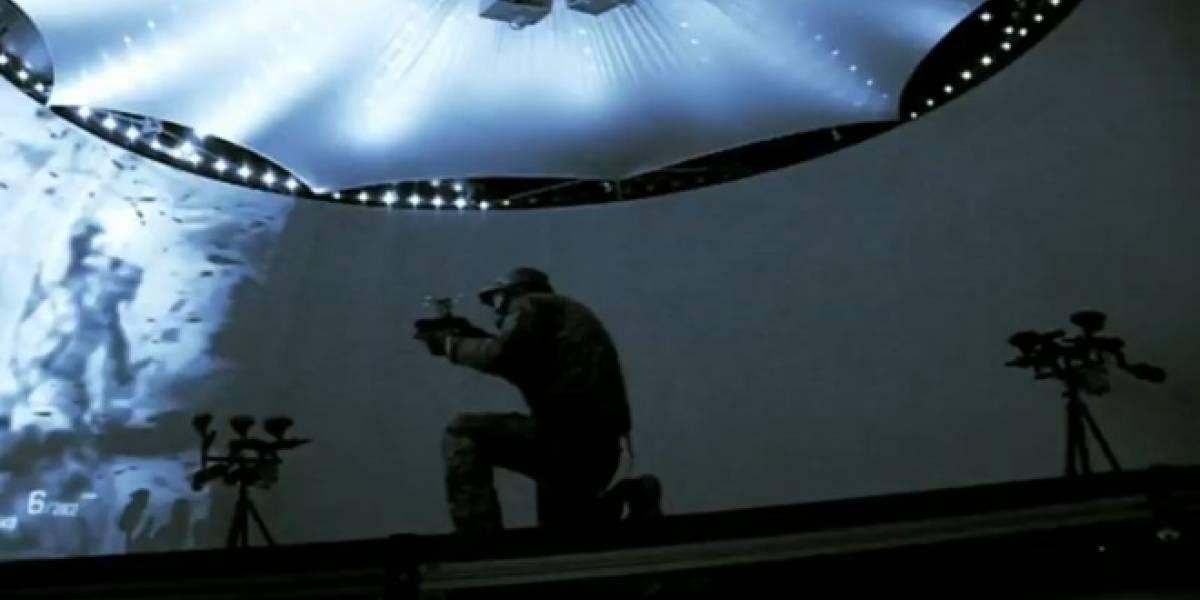 El simulador total de juegos de guerra corre con Battlefield 3 y se verá la próxima semana en TV