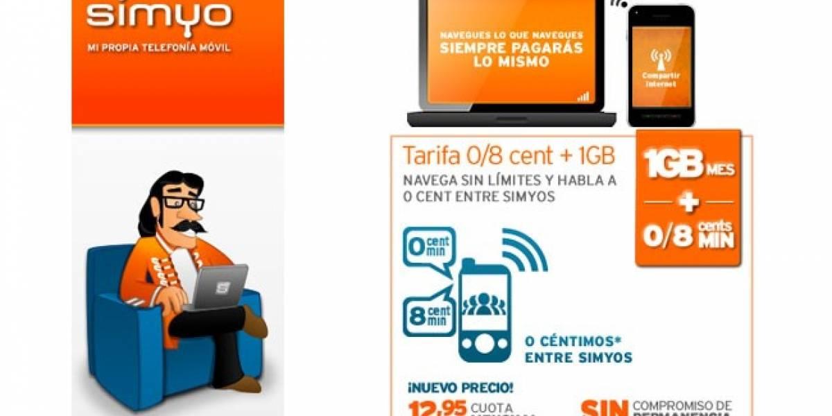 La guerra de las operadoras continúa en España: Simyo también rebaja sus tarifas