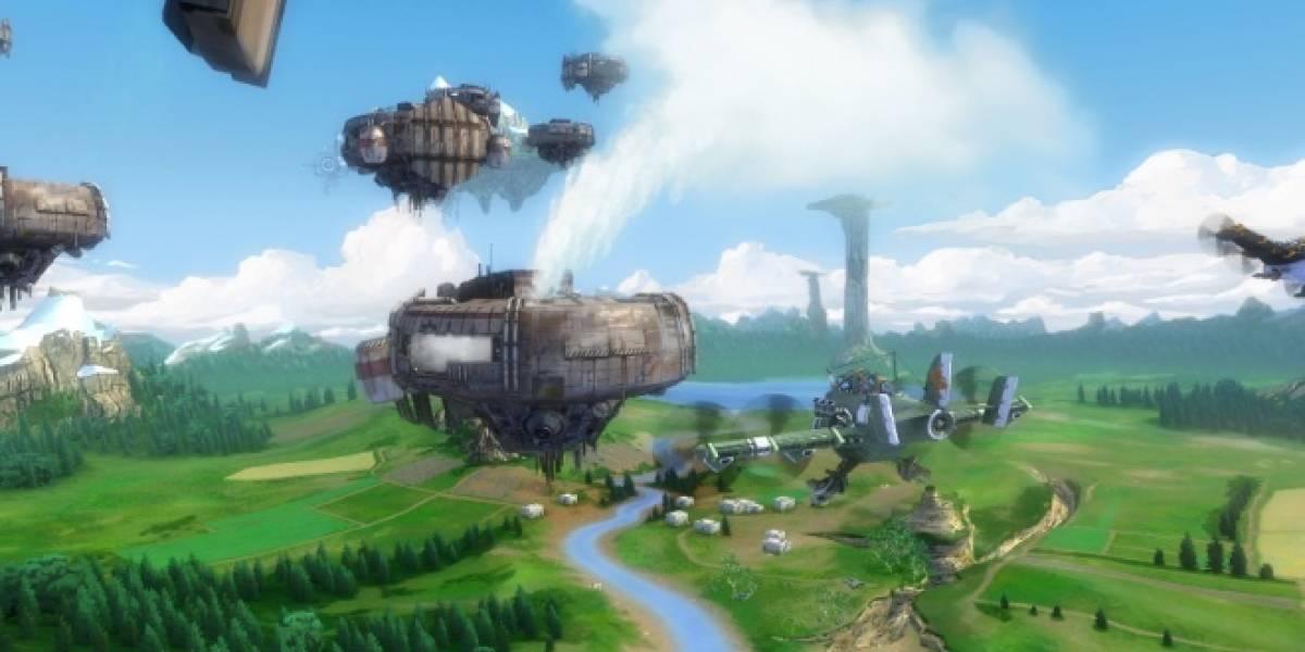 Sine Mora, de Suda 51, se convierte en el nuevo exclusivo de Xbox Live Arcade