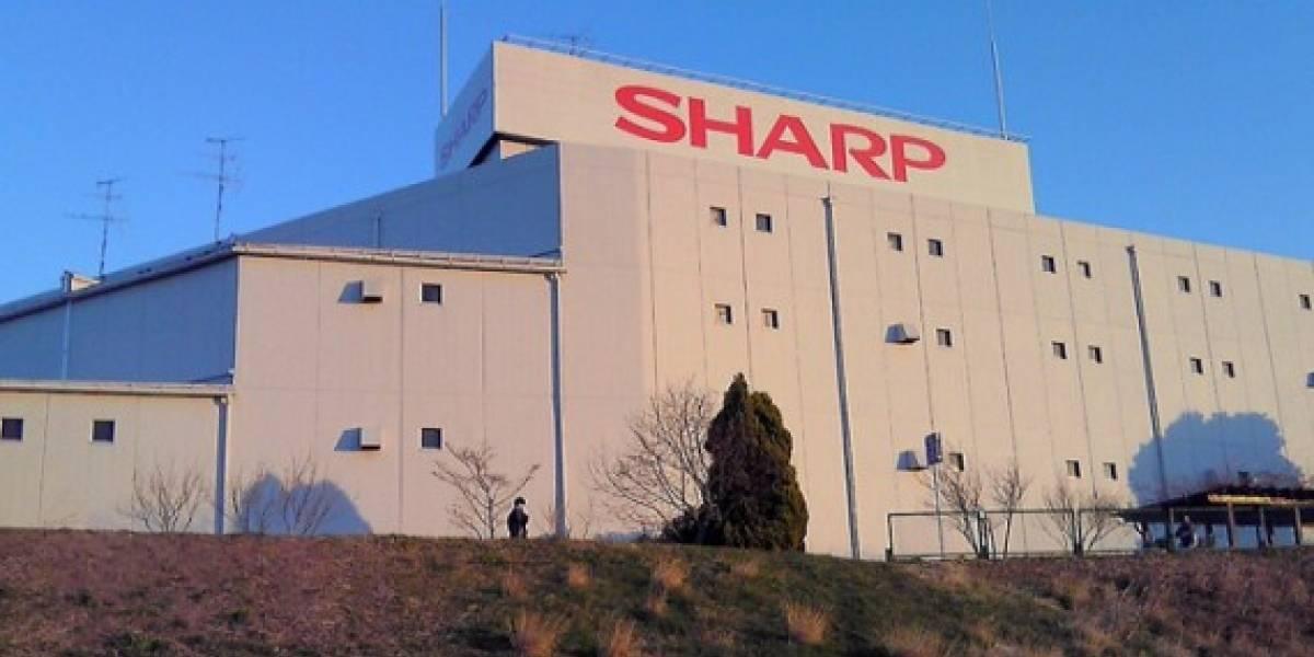Sharp ya comenzó a enviar a Apple las pantallas del próximo iPhone