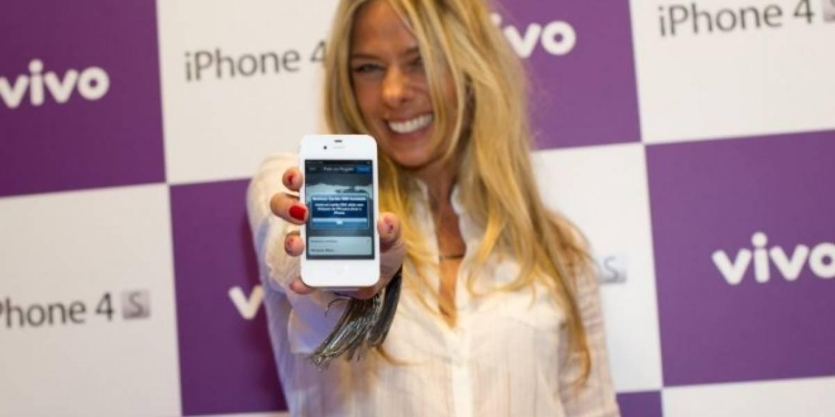 Brasil: Se lanza el iPhone 4S a precios por las nubes