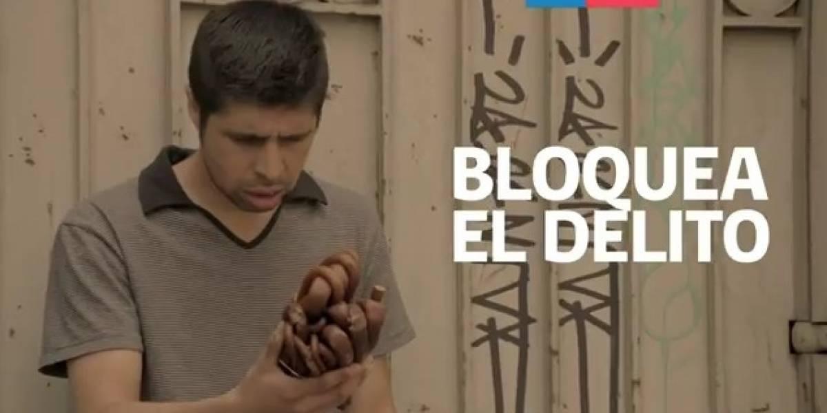 Videos: Campaña del Ministerio del Interior para bloquear celulares robados