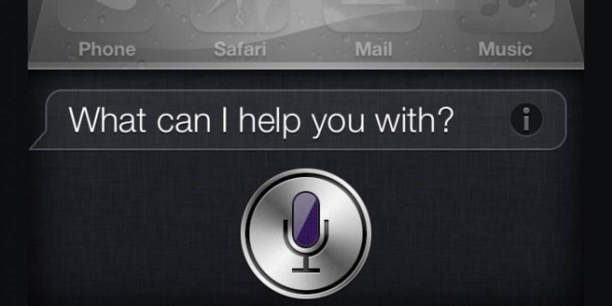Hackers portan Siri al iPhone 4 y iPod Touch 4G