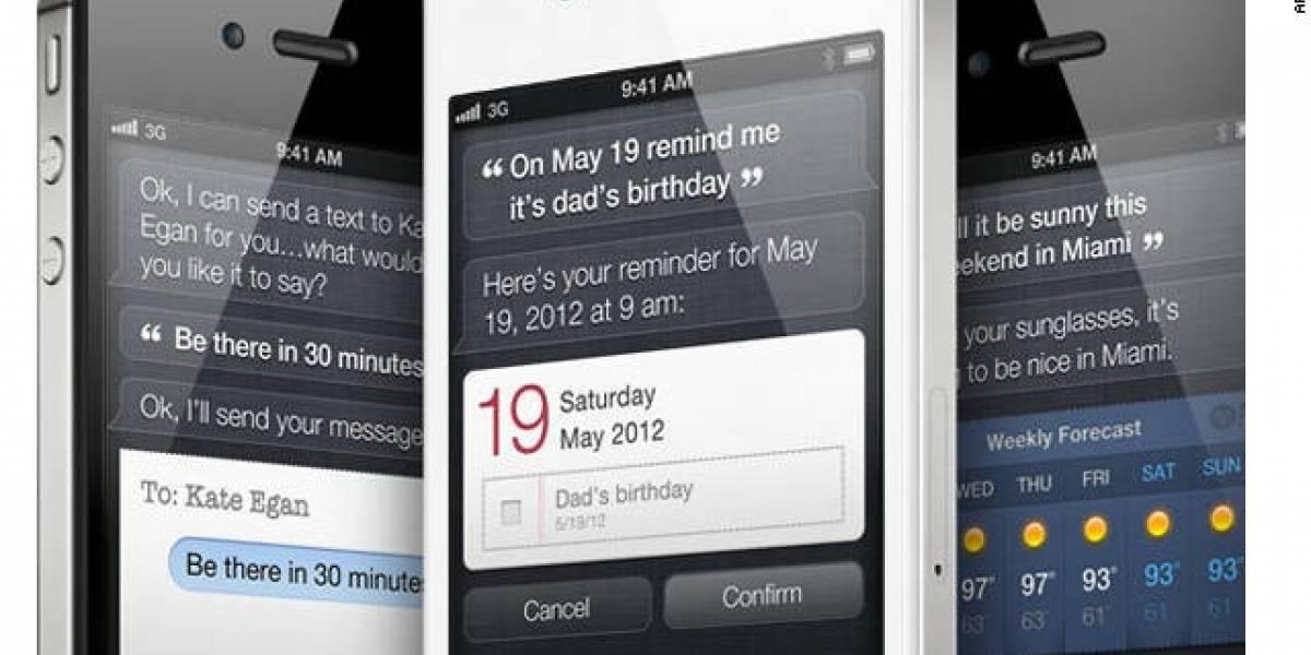 iOS 5.1 traerá nuevas funcionalidades a Siri