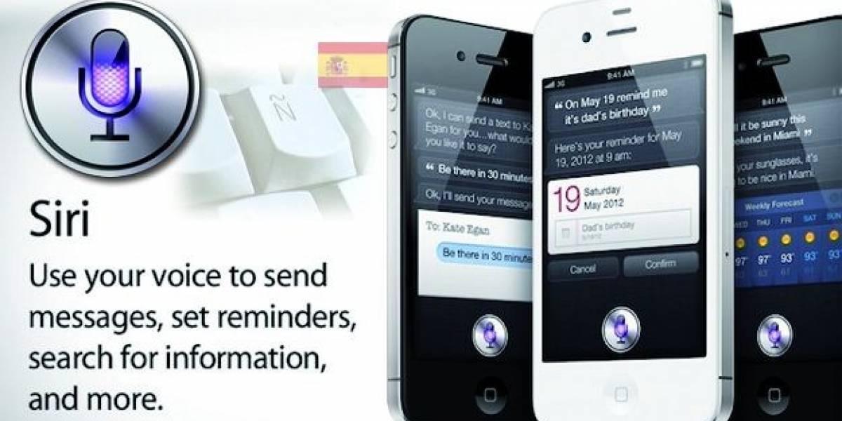 Usuarios de iPhone 4S acusan problemas con Siri